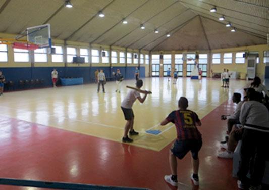 Servizio di incontri sportivi